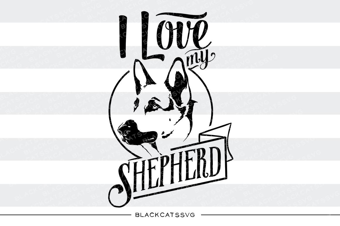 Belgian Shepherd svg #1, Download drawings