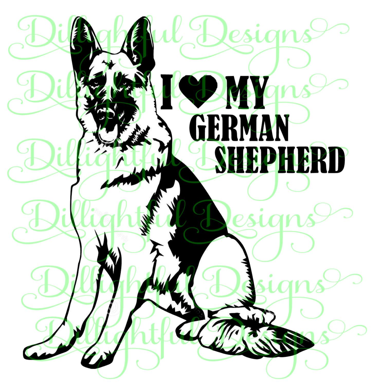 Belgian Shepherd svg #4, Download drawings