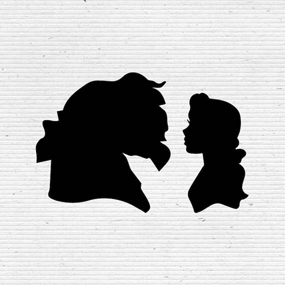 belle silhouette svg #6, Download drawings