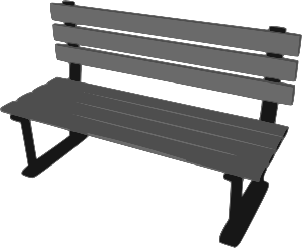 Bench clipart #9, Download drawings