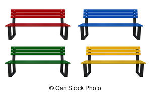 Bench clipart #13, Download drawings
