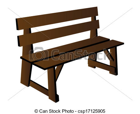 Bench clipart #2, Download drawings