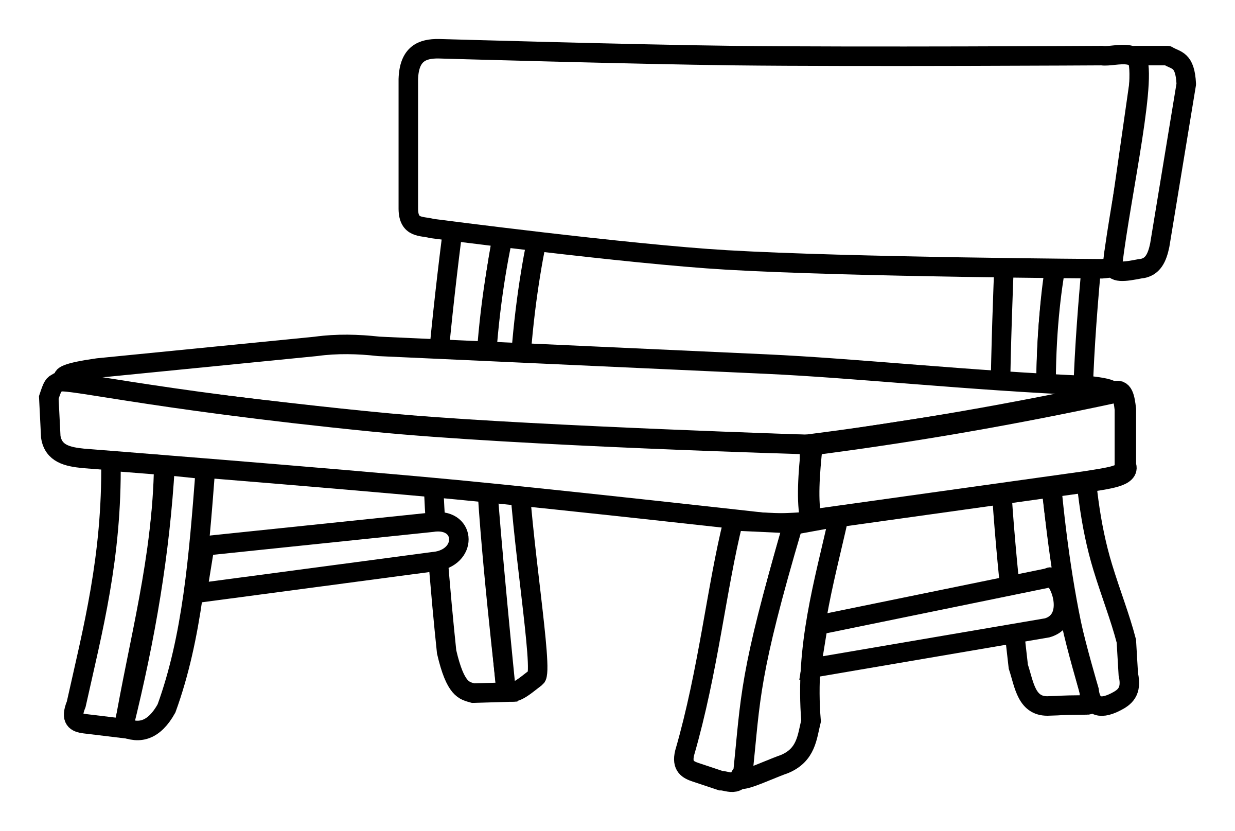 Bench clipart #12, Download drawings