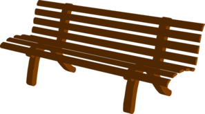 Bench clipart #5, Download drawings