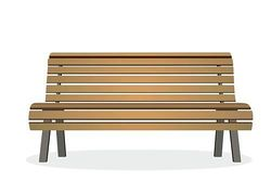 Bench clipart #18, Download drawings