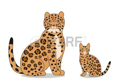 Bengal Cat clipart #3, Download drawings