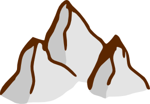 Berge clipart #5, Download drawings