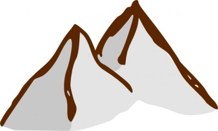 Berge clipart #3, Download drawings