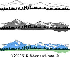 Berge clipart #7, Download drawings