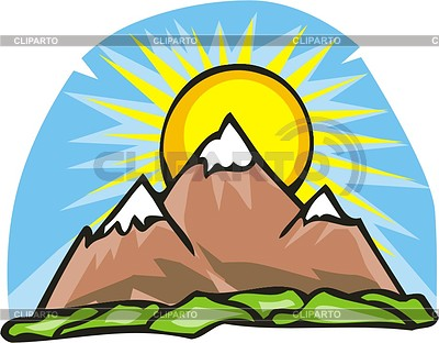 Berge clipart #2, Download drawings