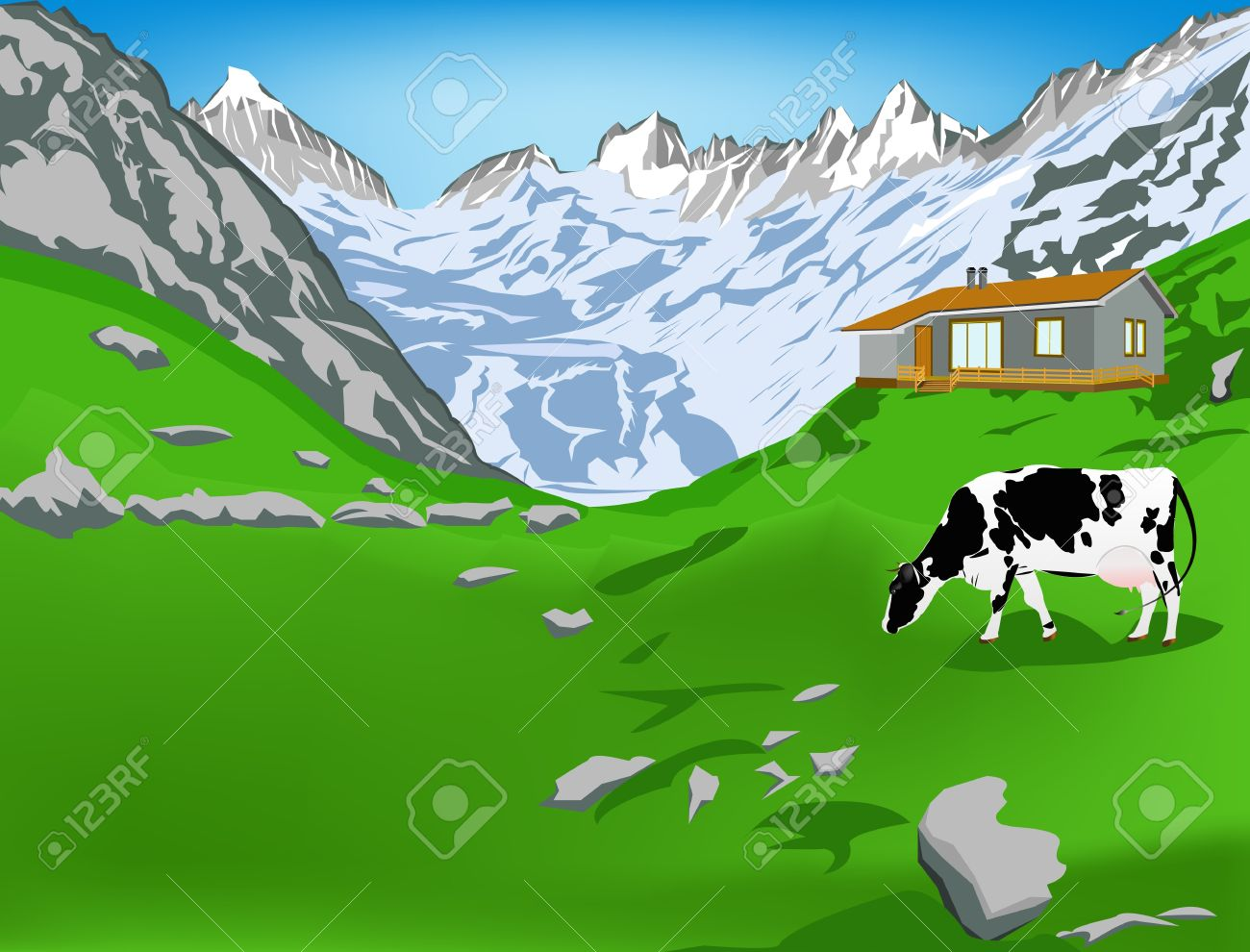 Bernese Alps clipart #17, Download drawings