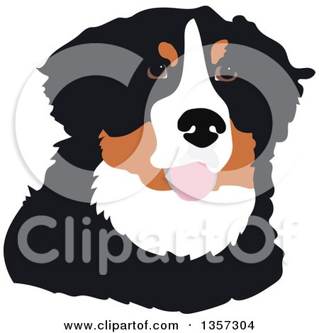 Bernese Mountain Dog clipart #9, Download drawings