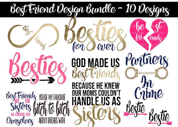 best friend svg #996, Download drawings