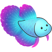 Betta clipart #3, Download drawings