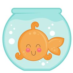Gold Fish svg #5, Download drawings