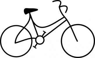 Bicycle clipart #7, Download drawings