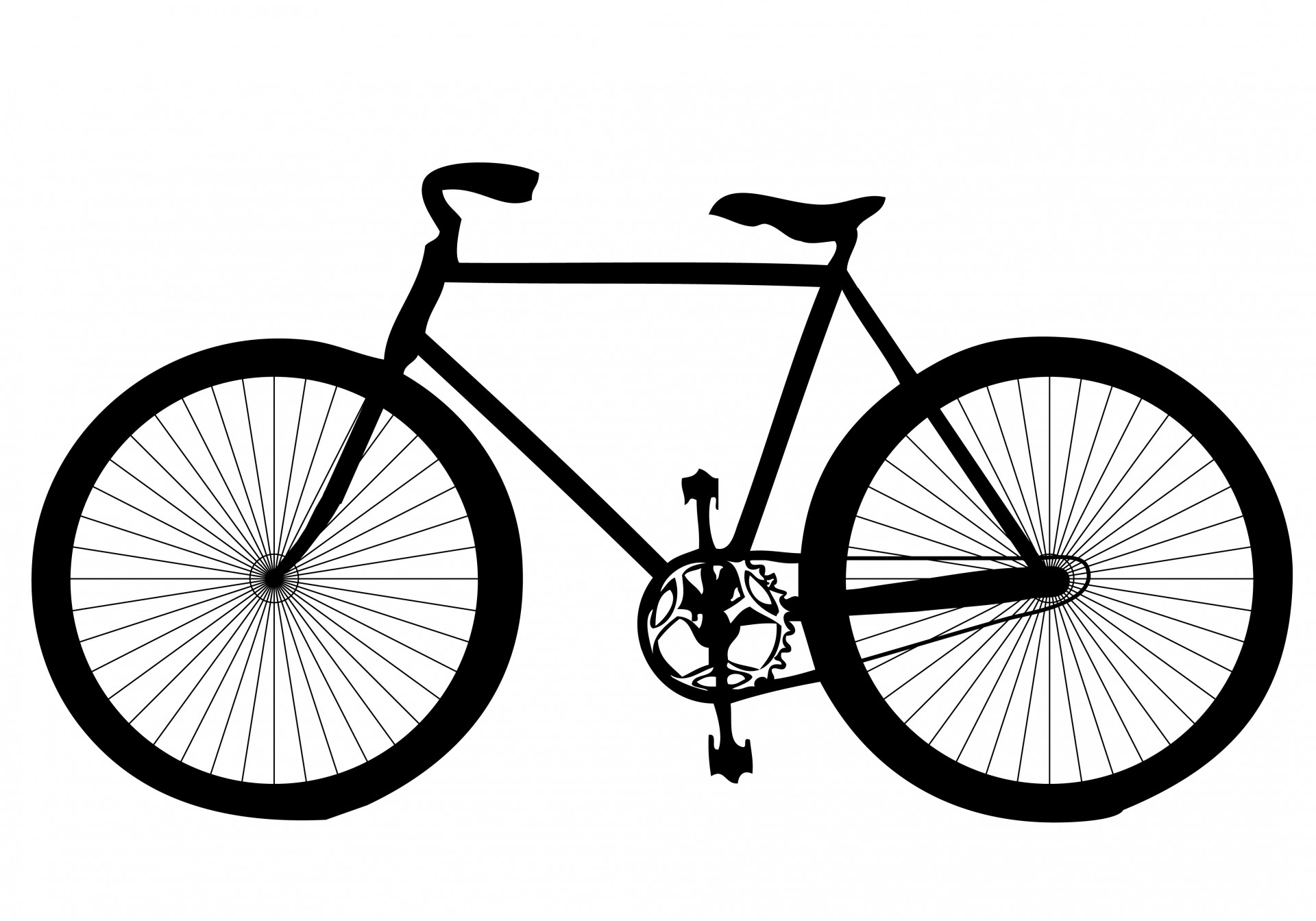Bicycle clipart #17, Download drawings
