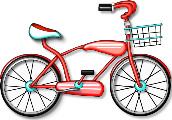 Bicycle clipart #2, Download drawings
