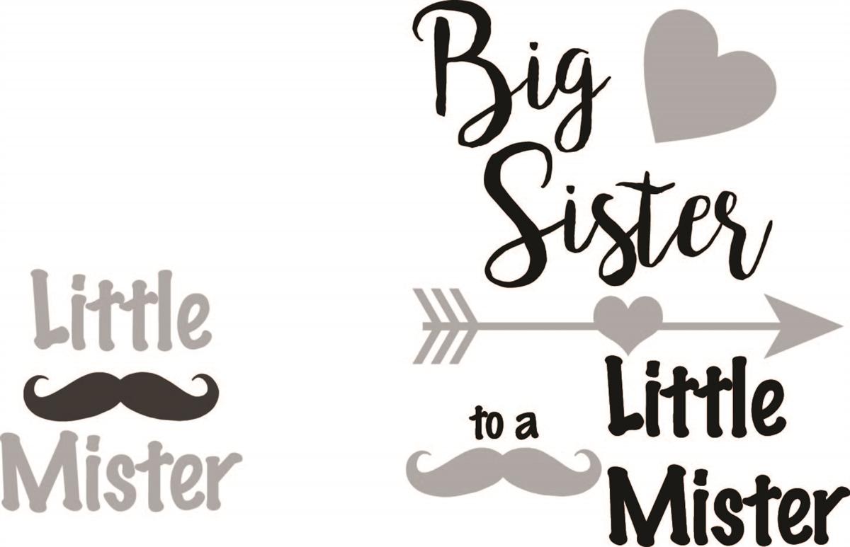 big sister little sister svg #736, Download drawings