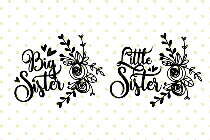 big sister svg free #492, Download drawings