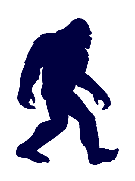 Sasquatch clipart #20, Download drawings