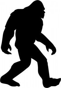 Sasquatch clipart #17, Download drawings