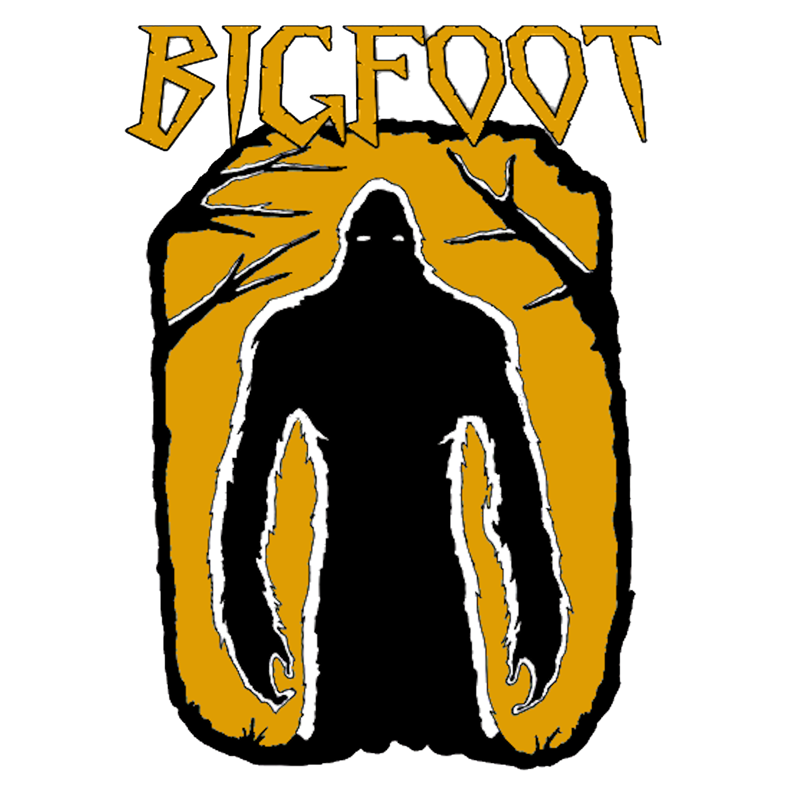 Bigfoot svg #10, Download drawings