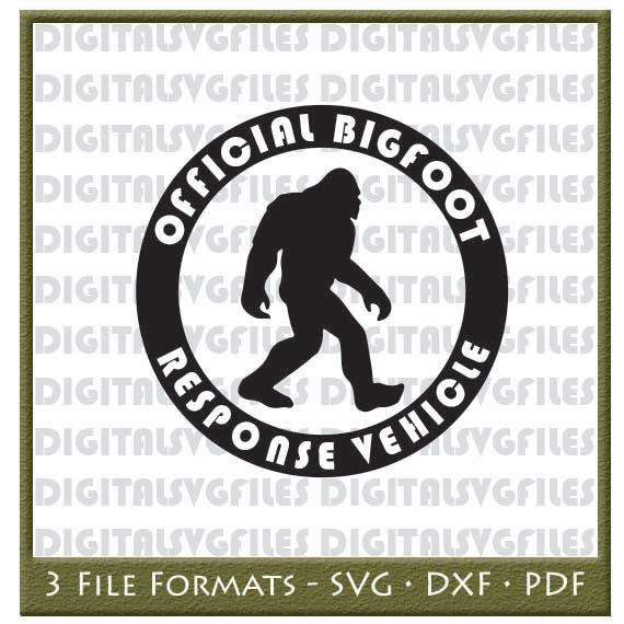 Bigfoot svg #13, Download drawings