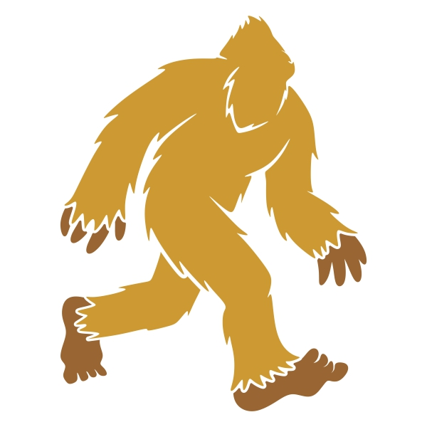 Sasquatch svg #20, Download drawings