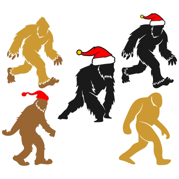 Sasquatch svg #3, Download drawings