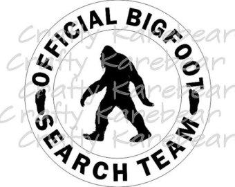 Sasquatch svg #13, Download drawings