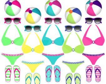 Bikini clipart #2, Download drawings