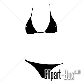 Bikini clipart #6, Download drawings
