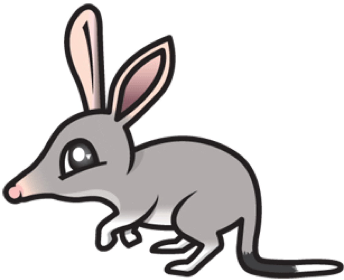 Bilby clipart #14, Download drawings