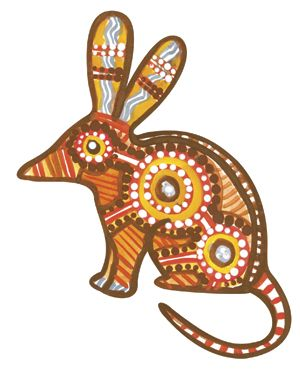 Bilby clipart #2, Download drawings