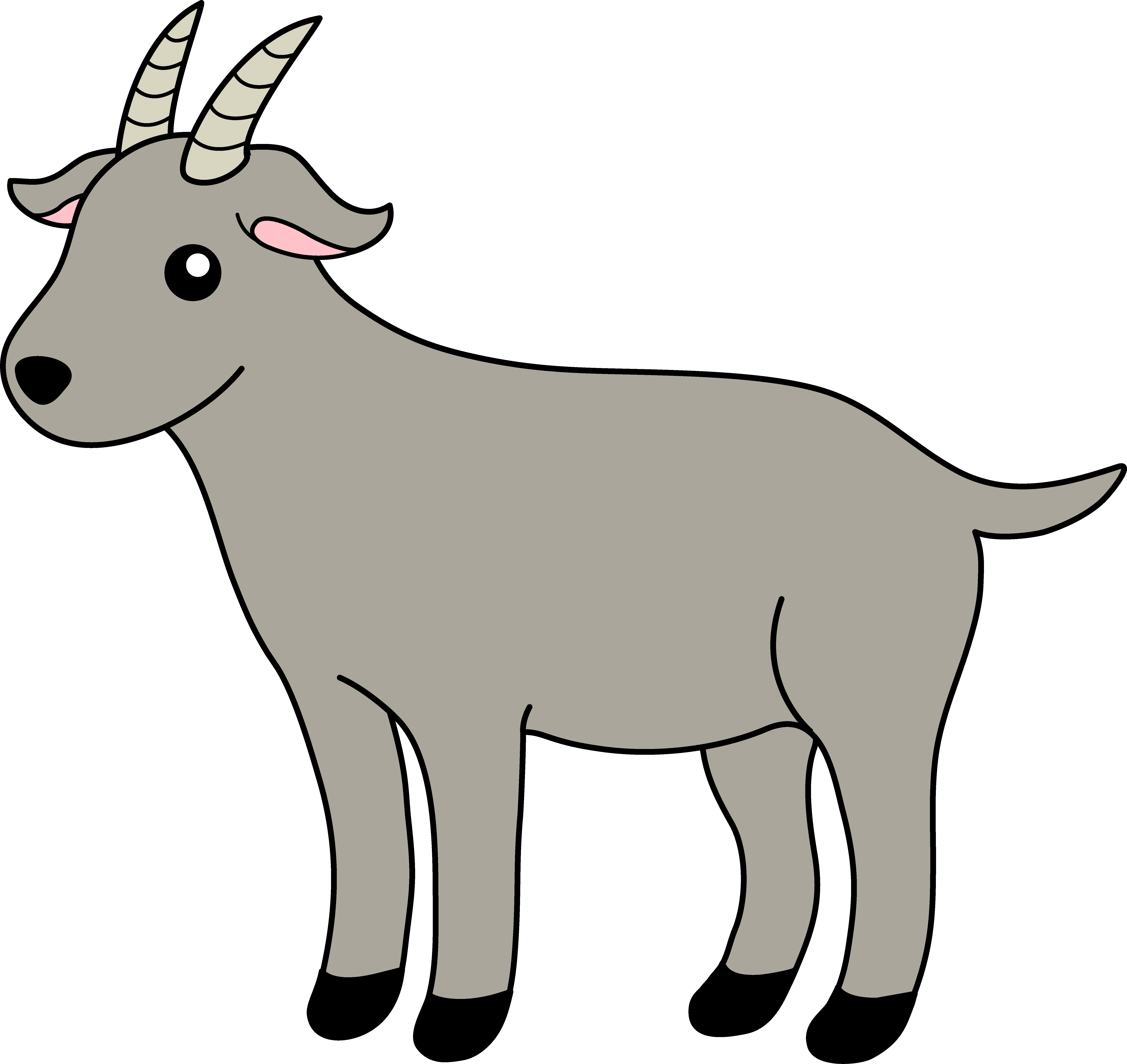 Billy Goat clipart #2, Download drawings