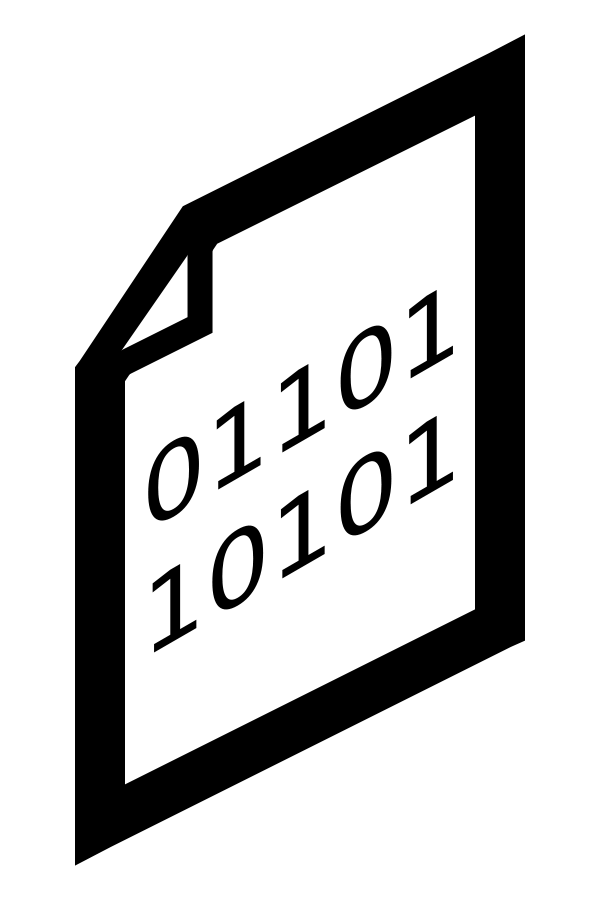 Binary clipart #4, Download drawings