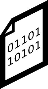 Binary clipart #12, Download drawings