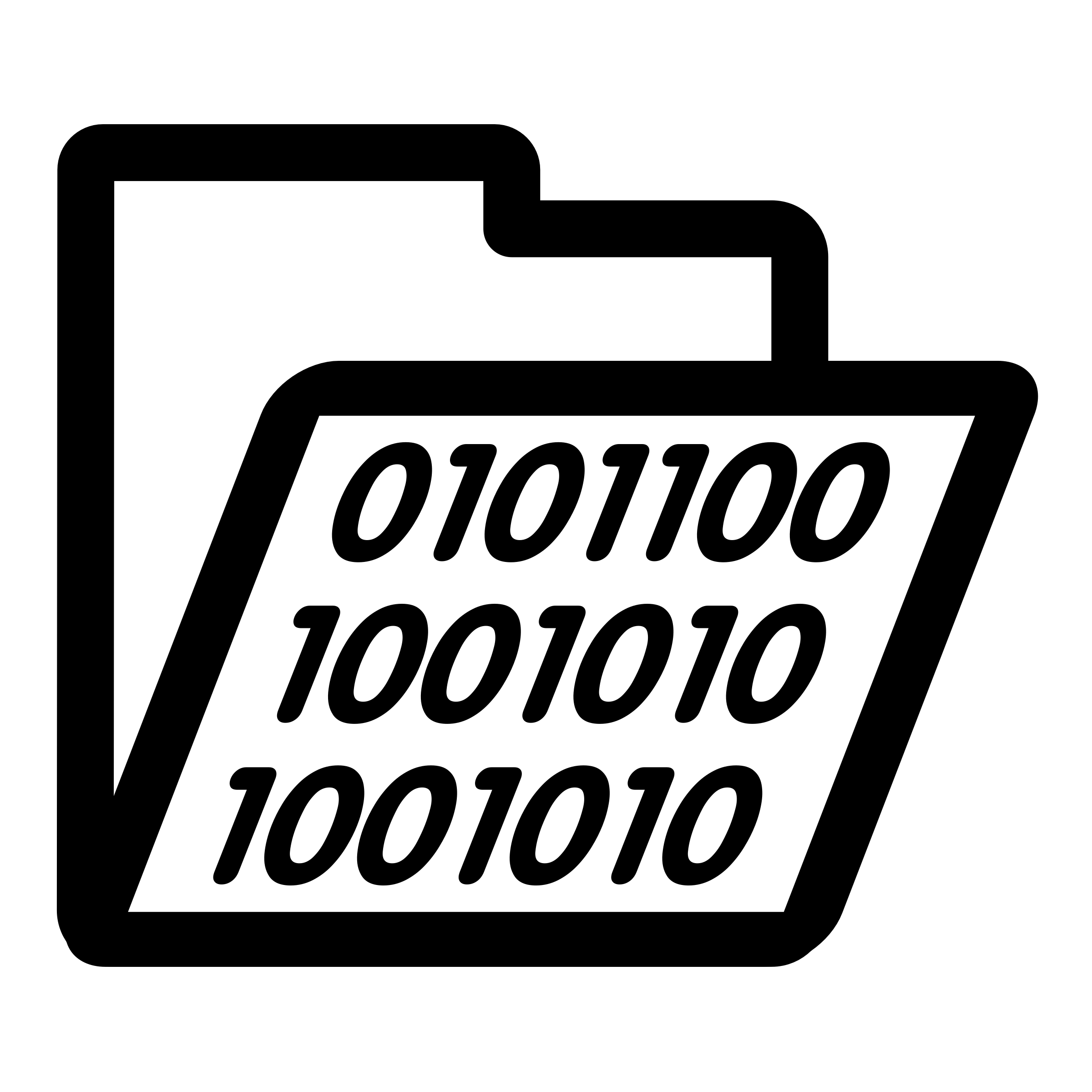 Binary clipart #8, Download drawings