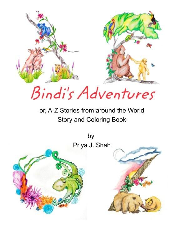 Bindi coloring #12, Download drawings