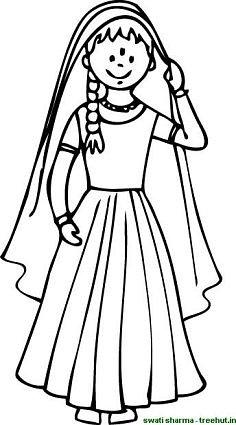 Bindi coloring #16, Download drawings