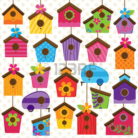 Bird House clipart #8, Download drawings