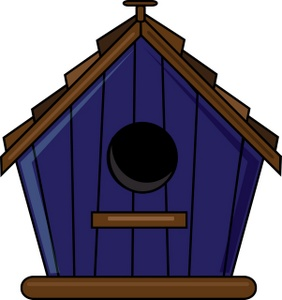 Bird House clipart #18, Download drawings