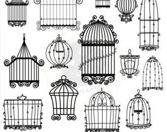 Birdcage clipart #4, Download drawings