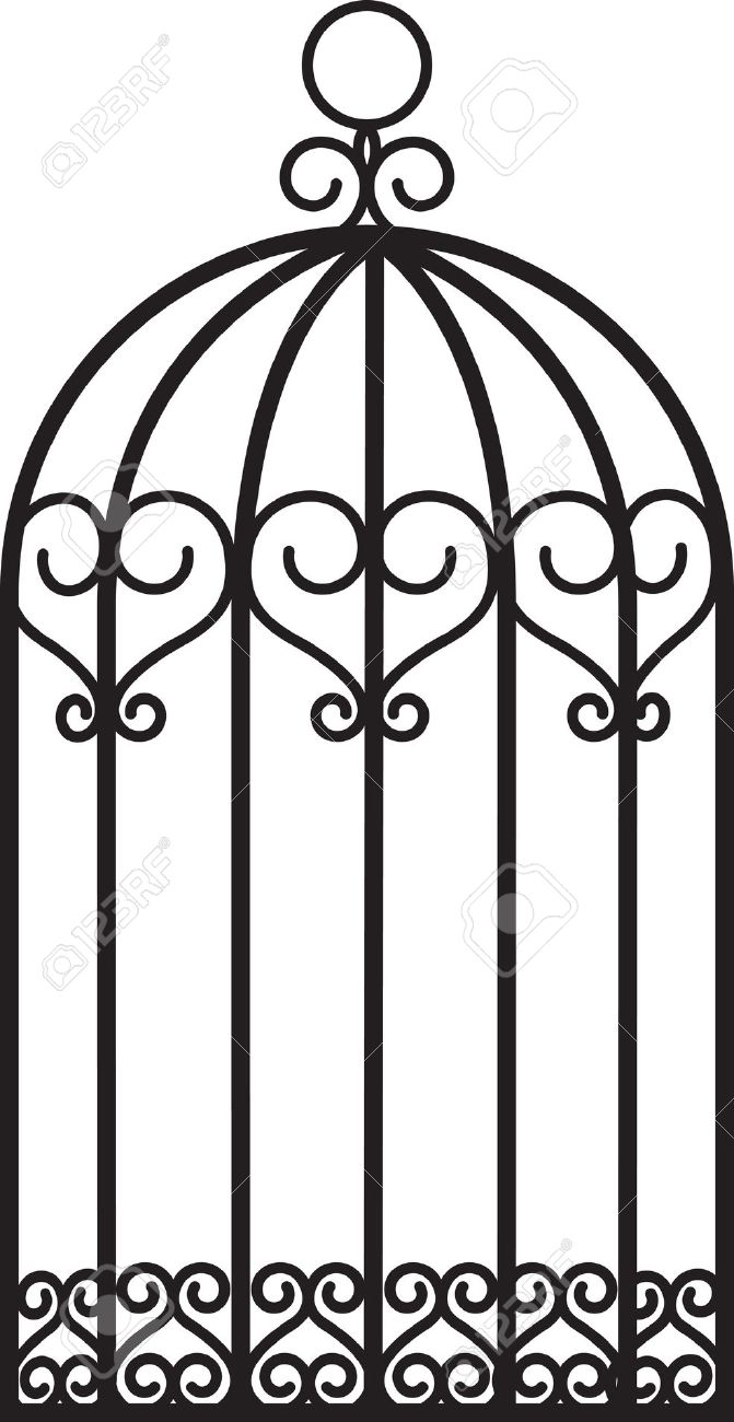 Birdcage clipart #2, Download drawings