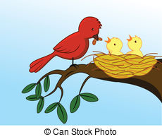 Birdfeeding clipart #6, Download drawings