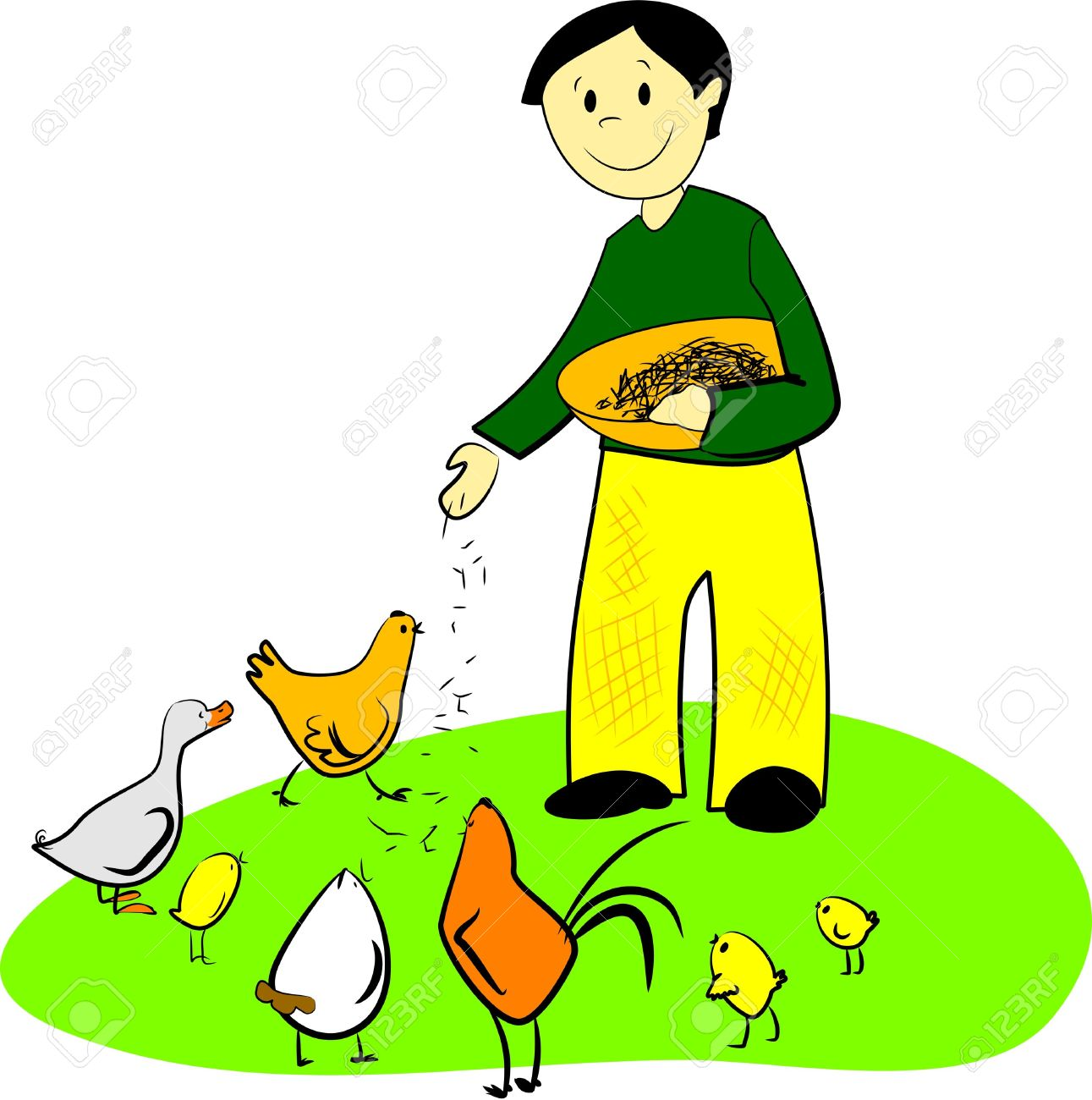 Birdfeeding clipart #13, Download drawings