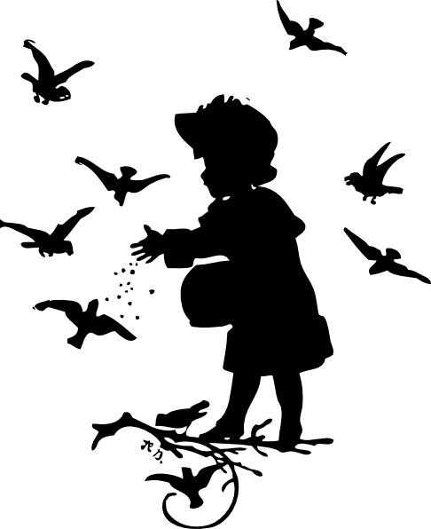 Birdfeeding clipart #19, Download drawings