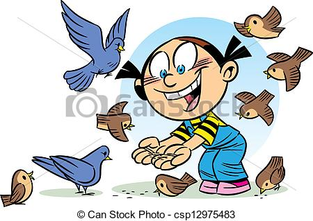 Birdfeeding clipart #18, Download drawings