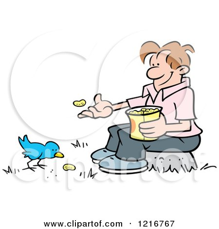Birdfeeding clipart #7, Download drawings